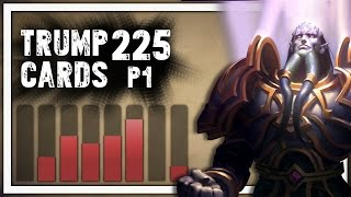 Hearthstone: Trump Cards - 225 - Too Much Card Draw - Part 1 (Paladin Arena)