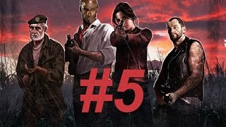 Left 4 Dead 2. #5. No Mercy. 05. Крыша