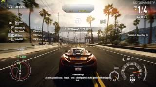 Need for Speed Rivals PC - McLaren P1 Gameplay
