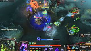 Dota 2 Enigma Epic Black Hole.