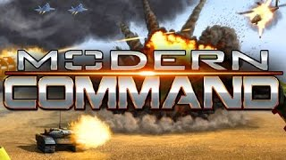 Modern Command - Качественная стратегия   на Android(Review)
