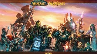 Первое БГ  [World of Warcraft # 4]
