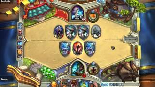 HS: Arena Shaman vs. Mage DuoStrife