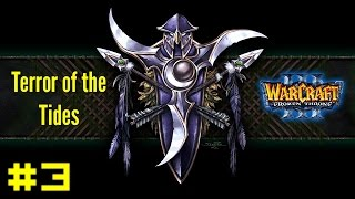 Warcraft III The Frozen Throne: Night Elf Campaign #3 - The Tomb of Sargeras