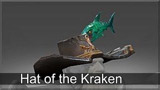 Dota 2 Items : Kunkka - Hat of the Kraken