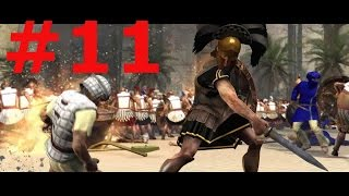Total War: Rome II.Divide Et Impera.Часть 11.Гибель Афин#1
