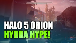 Halo 5 Guardians : Hydra Hype; The One Good Feature Of 'Orion'