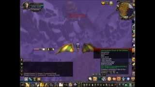 World of Warcraft - Goblin Glider Infinite Slowfall Glitch (5.0.5)