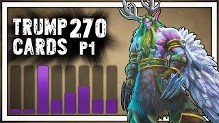 Hearthstone: Trump Cards - 270 - Trump Wants Trophy - Part 1 (Druid Arena)