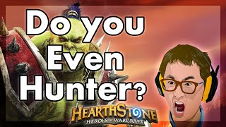 Hearthstone - Spooky Scary Hunter