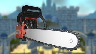 Chainsaw Man (World of Warcraft Animation)