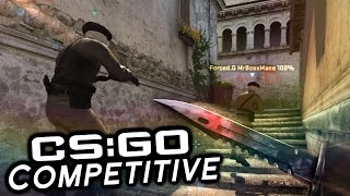 Skins = Wins - Competitive Counter-Strike : Global Offensive Ep. 154