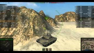 Реплэй World of Tanks!Часть 59!