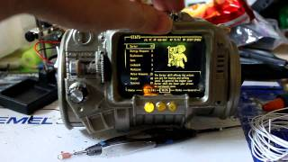 Working pipboy 3000
