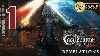 Castlevania: Lords of Shadow 2 Revelations DLC Parte 1 Alucard Gameplay Espa