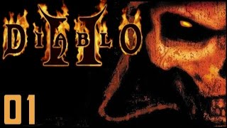 Diablo 2 : Lord of Destruction [1]: Always Into the East [ Assassin | Gameplay | Classics ]