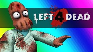 Zoidberg Zombies! (Left 4 Dead 2 Funny Moments and Mods)
