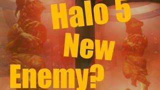Halo 5 New Enemy?
