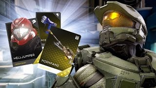 Halo 5 - How to Unlock 3 Free REQ Packs