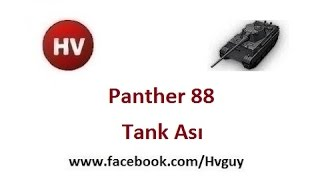 World of Tanks - Panther 88 / Tank as