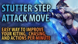 Stutter Step, Attack Move, and Awesome Keybinding Trick