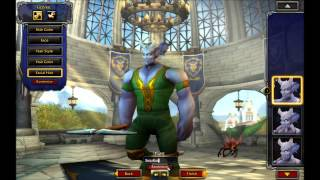 Let's Play World of Warcraft Draenei Hunter part 1