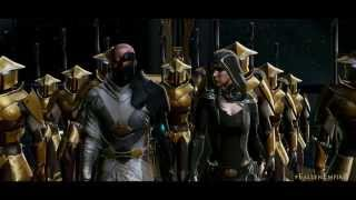 "STAR WARS The Old Republic – Knights of the Fallen Empire – ""Alliance"" Видео игрового процесса"