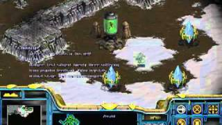 Starcraft Brood War Campaign Secret Bonus Mission - Dark Origin (1/2)