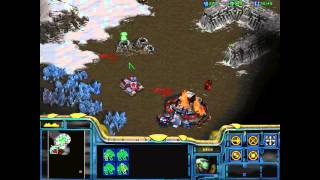 Starcraft: Brood War - Protoss Campaign: Mission 4 (The Quest for Uraj) [WALKTHROUGH]