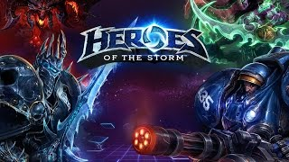 Heroes of the Storm - ЕТС - Лига героев