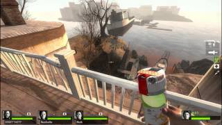 "LEFT 4 DEAD 2 - ""I BELIEVE I CAN FLY!"" - MUERTE A BORDO #5 