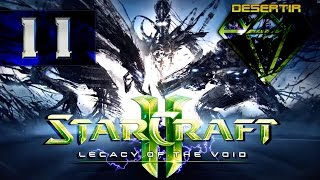 "StarCraft 2: Legacy of the Void | Миссия 11 - ""Предвестие Тьмы"""