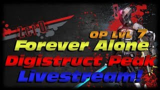Borderlands 2 Level 72 Over Power 7 Forever Alone Zero vs Digistruct Peak DLC Livestream!