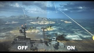 Battlefield 4 SweetFX ON/OFF Comparison