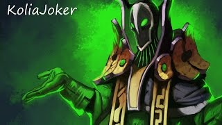 Let's play Dota 2 guide Rubick  [ гайд Рубик ] from JokerKolia