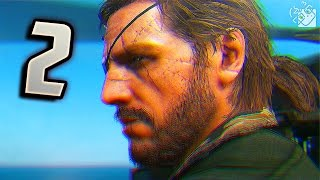 БОЛЬШОЙ БОСС (Metal Gear Solid V: The Phantom Pain) #2