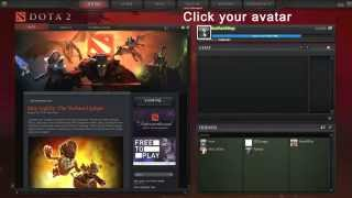 DotArt - How to find and download your replay dota 2 game