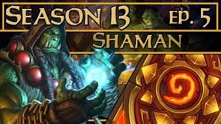 Hearthstone: Kolento plays burst shaman (#5)