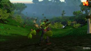 World of Warcraft: Cataclysm Gameplay - Goblin Dance [HD]