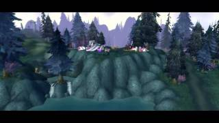 World of Warcraft Cataclysm Draenei Intro