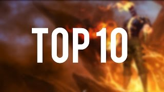 Top 10 Insane One-Shots #2 | (League of Legends)