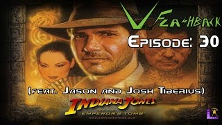 Indiana Jones and the Emperor's Tomb (Xbox)-Viridian Flashback