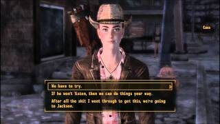 Fallout New Vegas Heartache by The Number part 4 of 4 Anti-Van Graff Evidence and to Jackson