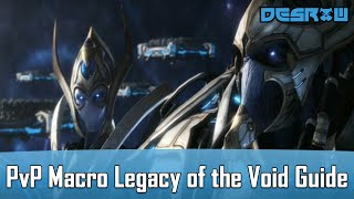 Protoss vs Protoss Guide for Starcraft 2: Legacy of the Void