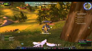 World of Warcraft (Monk Tauren) lvling part 5
