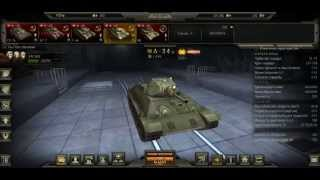 Аналог World of Tanks:Group War Tanks.
