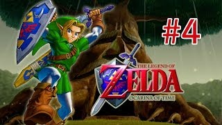 "Let's Play ""The Legend of Zelda: Ocarina of Time"" #4 - Вулкан"