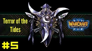 Warcraft III The Frozen Throne: Night Elf Campaign #5 - Balancing the Scales