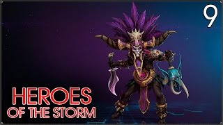 Heroes of the Storm: Назибо #9