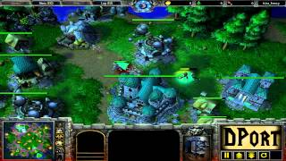 WarCraft 3: Lucifer (UD) vs Infi (HU) - WC126 - G1